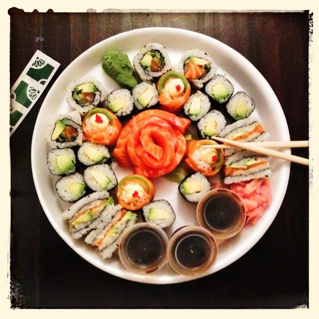 sushi treat