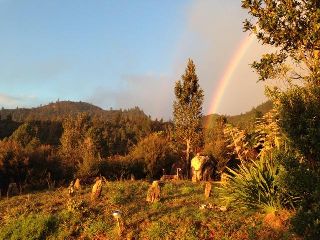 rainbow of protection