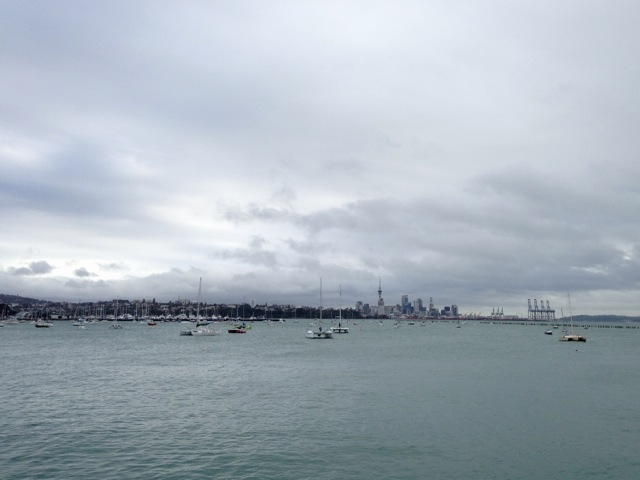 city of sails auckland