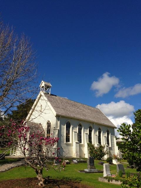 russel church