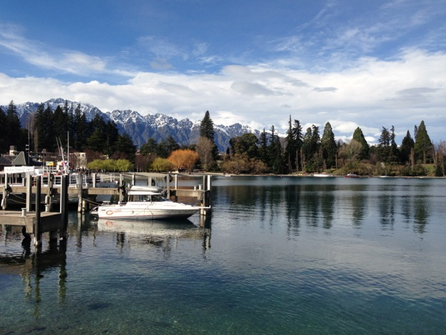 queenstown by the lake