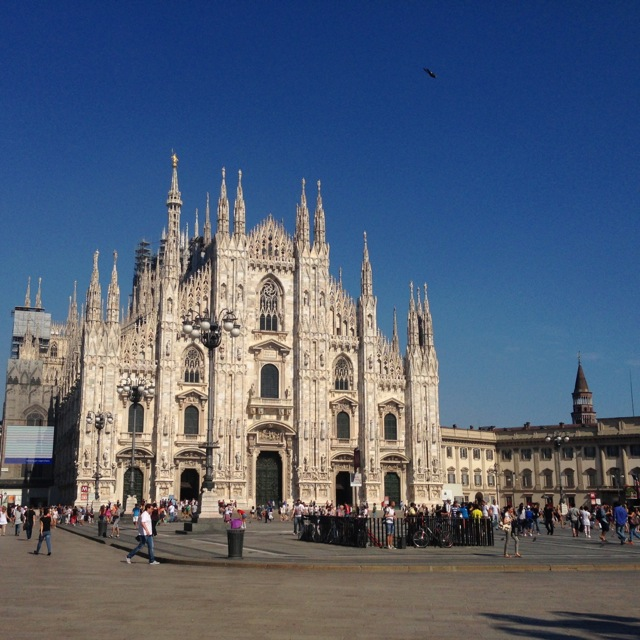 duomo in all her glory