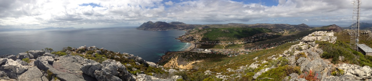 elsies peak view towards glencairn and simonstown