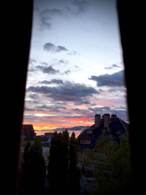 good morning ushuaia