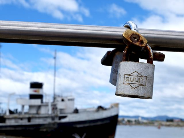locks with a view