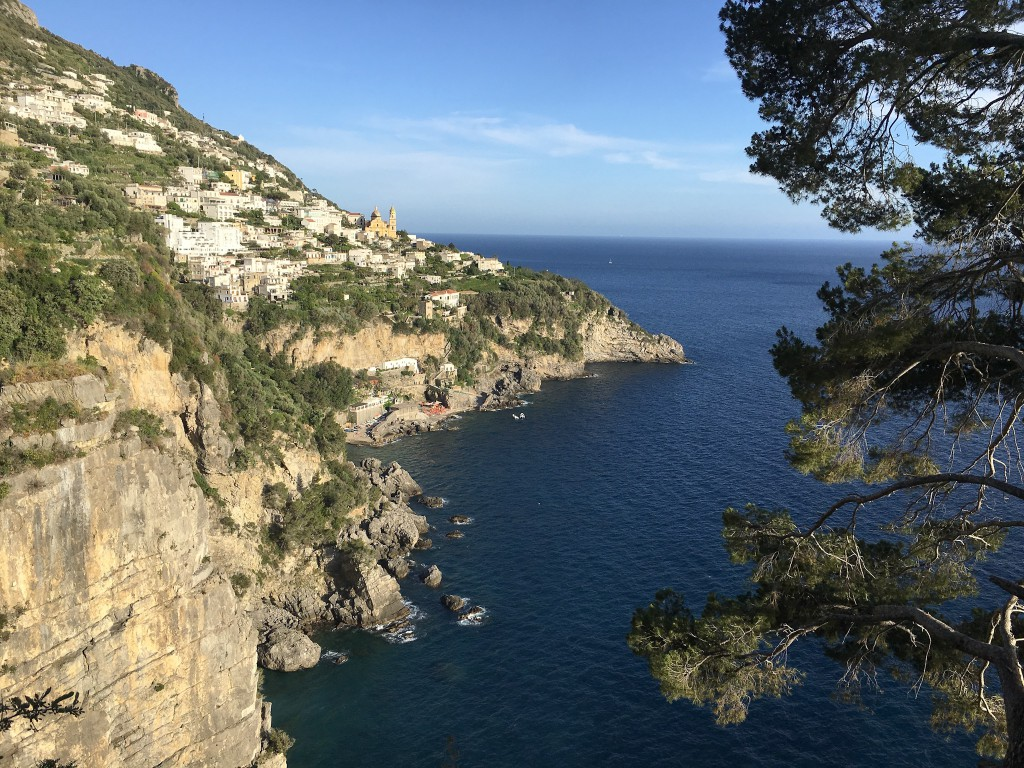 Amalfi coast to Praiano