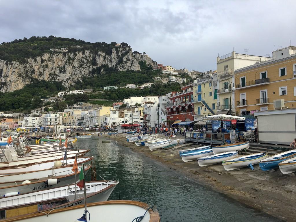 Capri Marina Grande